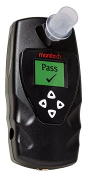 Monitech Breathalyzer